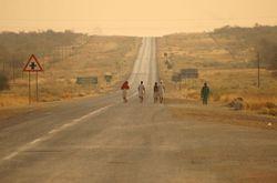 Incontro con l'africa 2012 - il viaggio -