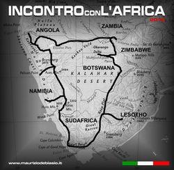 Incontro con l'Africa 2012 - il viaggio in realtà