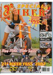 Press - Speciale Biker Fest 2007