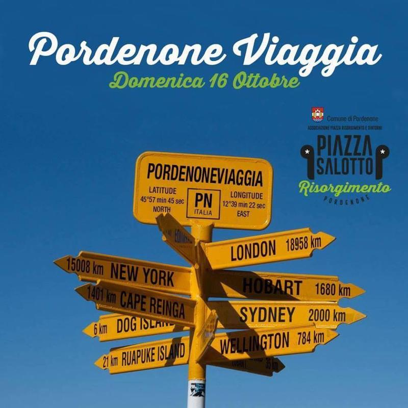 Pordenone Viaggia 2016 -