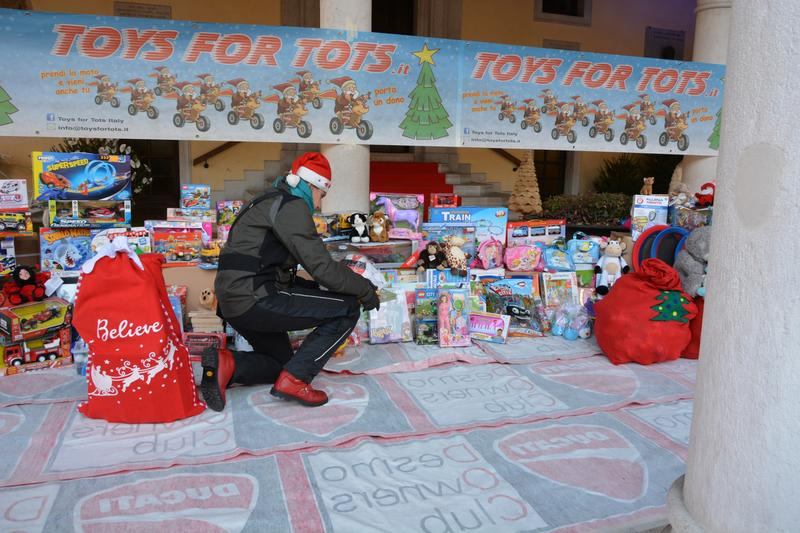 Toys For Tots 2016 -